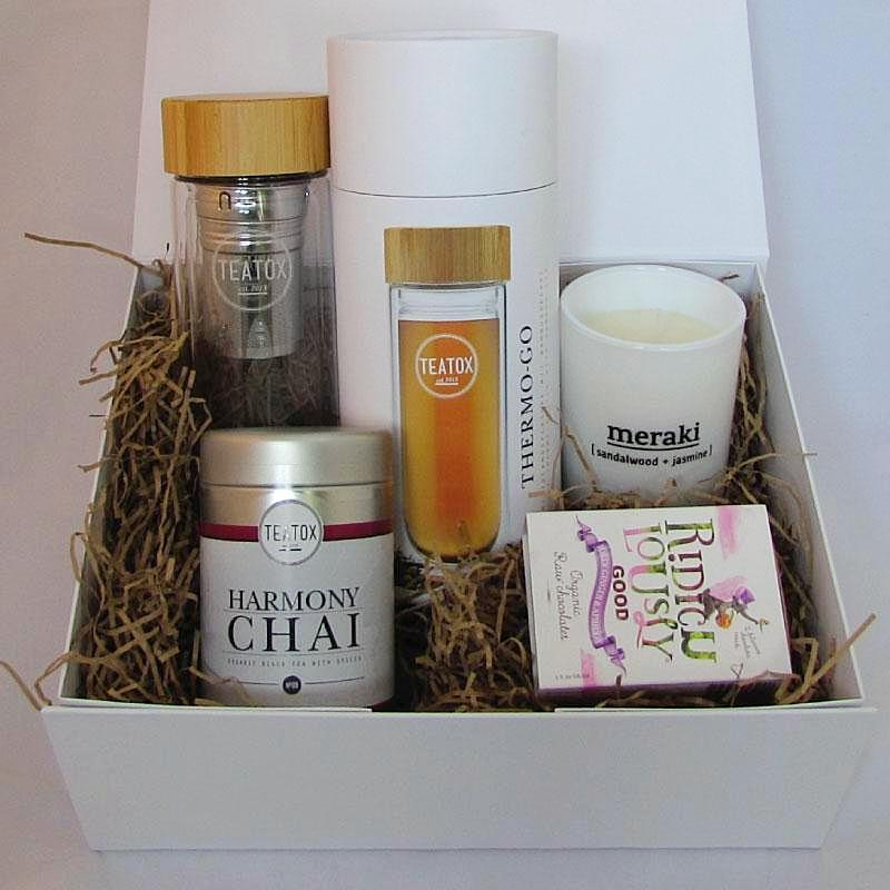 Ethical Christmas Gift Box 'Winter Glow'