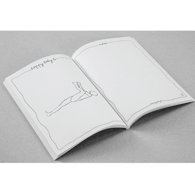 Looxa Yin Yoga Workbook / Yoga Journal