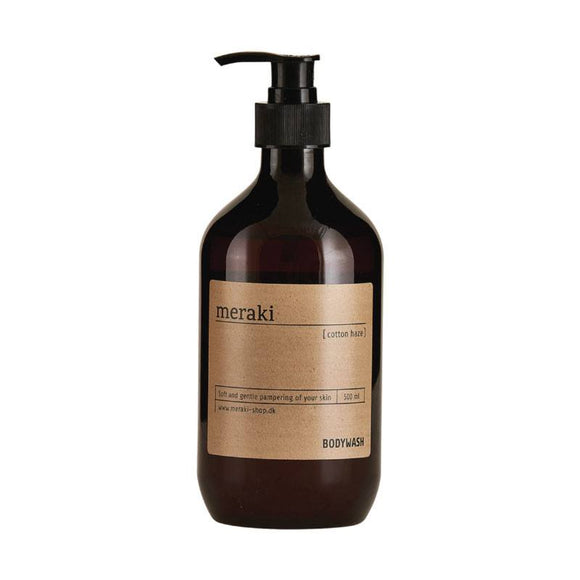 Meraki Body Wash Cotton Haze 500 ml