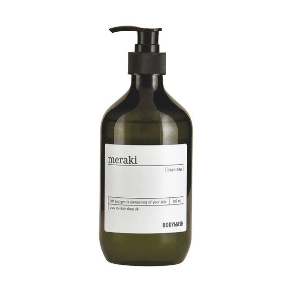 Meraki Body Wash Linen Dew 500 ml