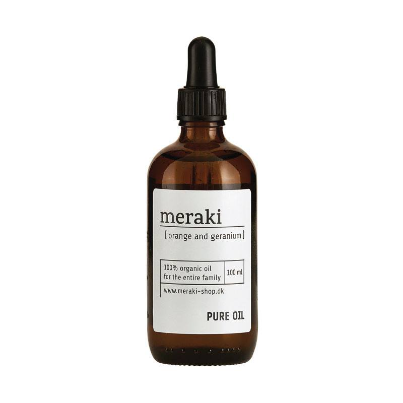 Meraki Pure Oil Orange & Geranium 100 ml