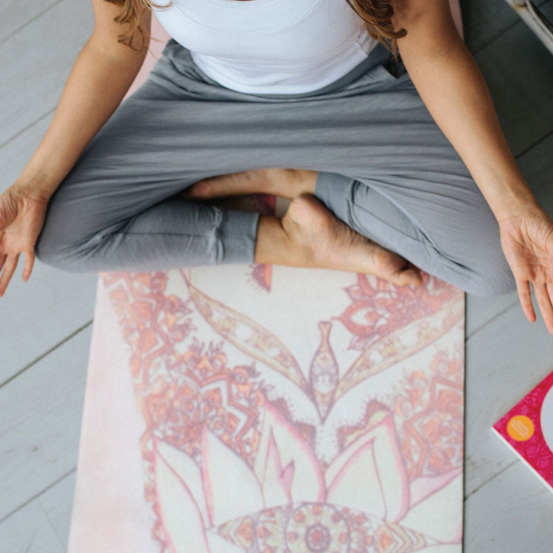 OHMat Yoga Mat Fatima's Intention