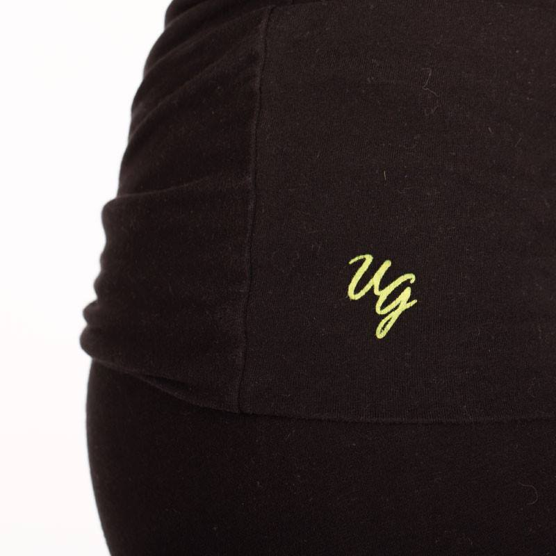Yoga Leggings Shaktified Urban Lava detail