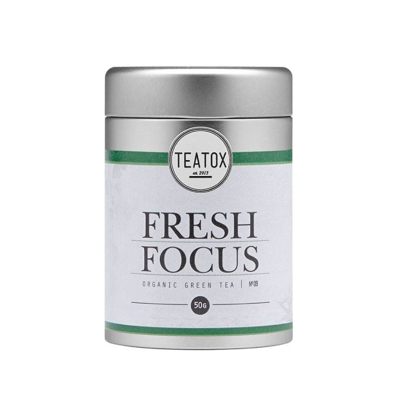 Teatox Fresh Focus Bio Green Tea Gingko