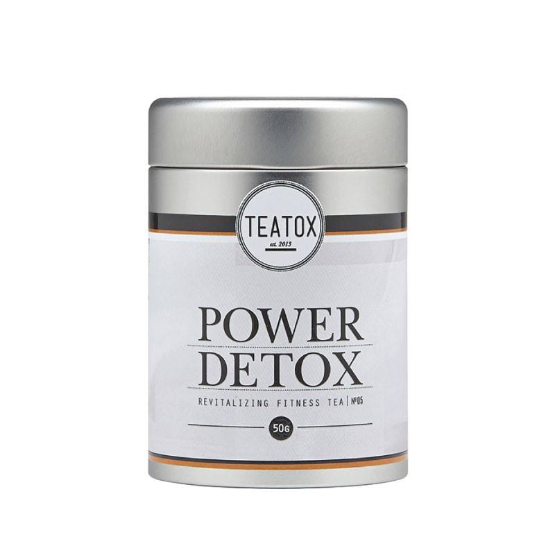 Teatox Power Detox Bio Green Tea Guarani packshot
