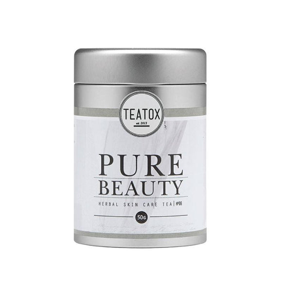 Teatox Pure Beauty Bio White Tea Ananas