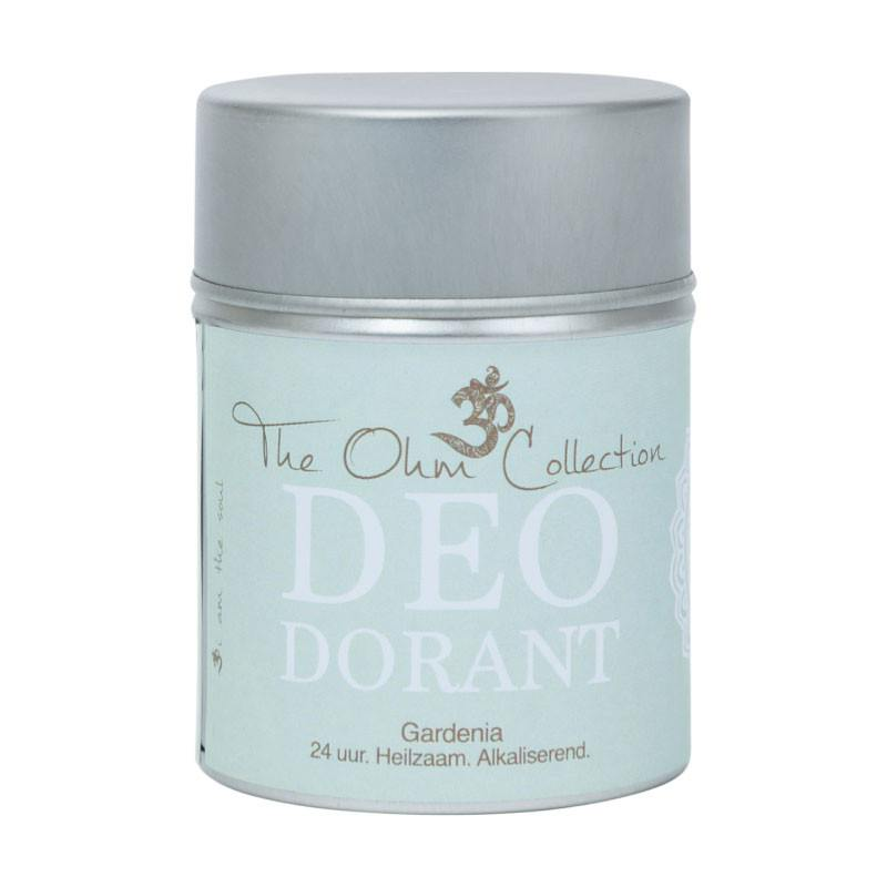 The Ohm Collection Natural Deodorant Gardenia