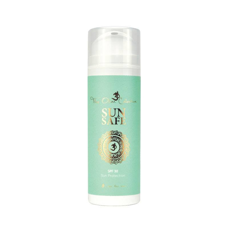 The Ohm Collection Sun Safe SPF30 Sunscreen Lotion