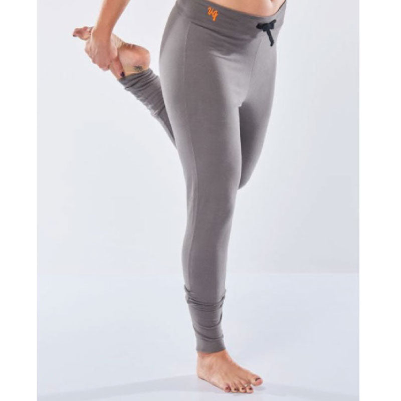 Urban Goddess Yoga Pants Life is a Dance Volcanic Glass