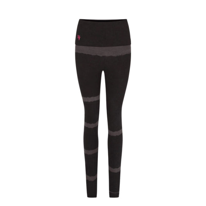 Yoga Leggings Shaktified Shunya Urban Lava & Charcoal front
