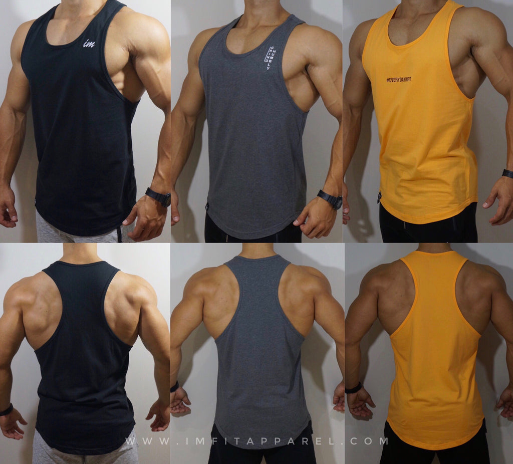 FIRST EVER STRINGER TANKS!