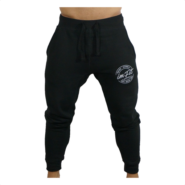 IMFiT Sweat Jogger - Black