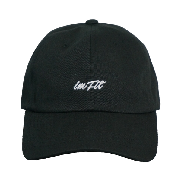 DAD HAT - OG IMFiT / Black
