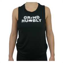 Load image into Gallery viewer, GRiND HUMBLY Muscle tank - Black