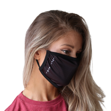 Load image into Gallery viewer, IMFIT FACE MASK - BLACK