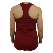 Load image into Gallery viewer, Racer Back Tank - Red Cardinal
