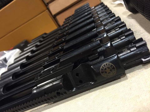Bolt Carrier Group w/158 Carpenter Steel & Sprinco Extractor Upgrade