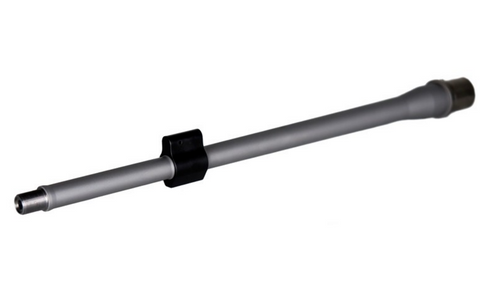 BA Hanson Stainless Steel Midlength Barrel w/ Lo Pro, Premium Series