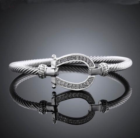 Beautiful Horseshoe Bracelet!