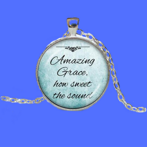 Amazing Grace Necklace!