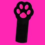 Cute Cat Paw Laser Beam!