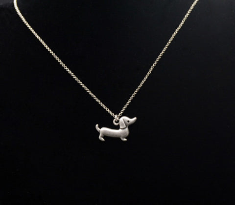 Awesome Doxie Necklace!
