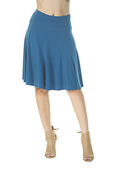 Gored Skirt (Length 23)