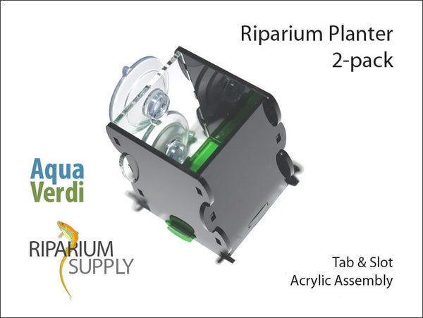 Riparium Planter Medio 2-pack