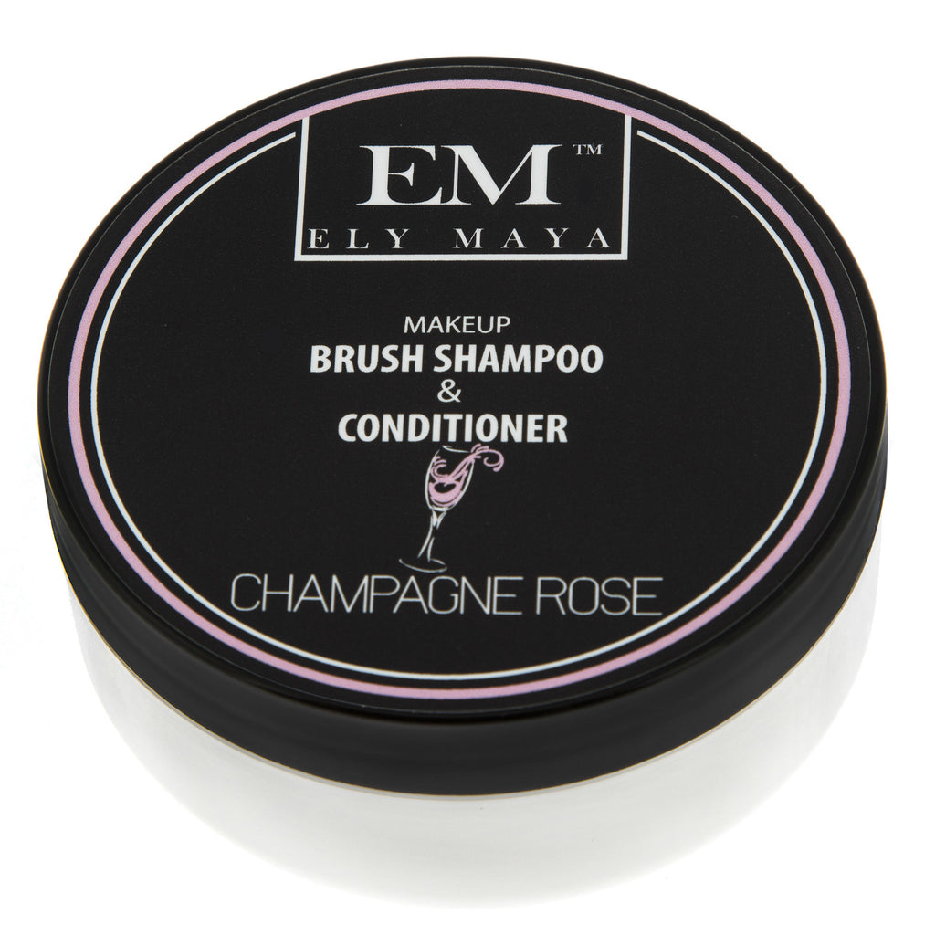 Brush Shampoo & Conditioner in Champagne Rose - Ely Maya