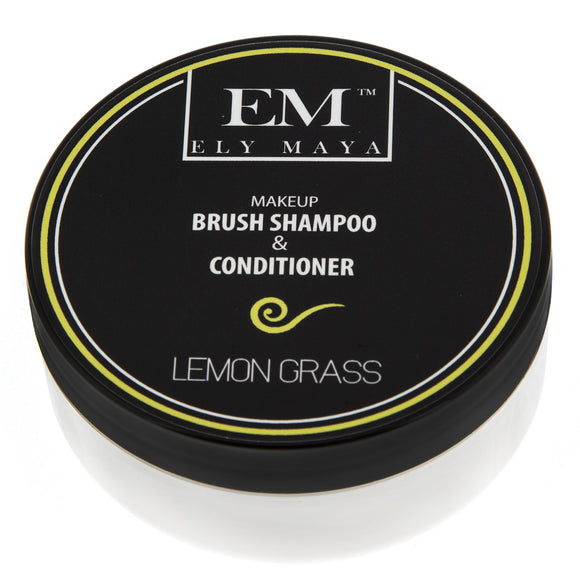 Brush Shampoo & Conditioner in Lemon Grass - Ely Maya