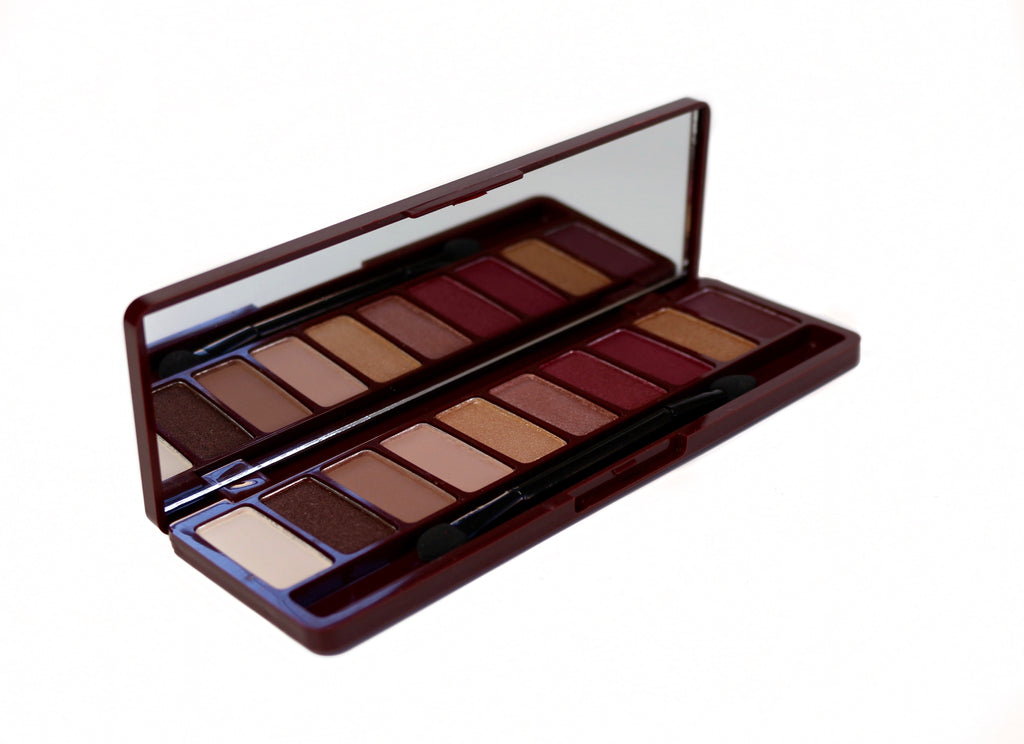 The Hint Palette By Flair Of Beauty