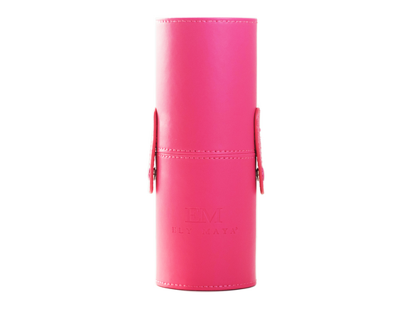 Copy of Copy of Hot Pink Brush Case MEDIUM - Ely Maya