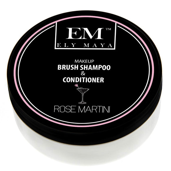 Brush Shampoo & Conditioner In Rose Martini PRO - Ely Maya