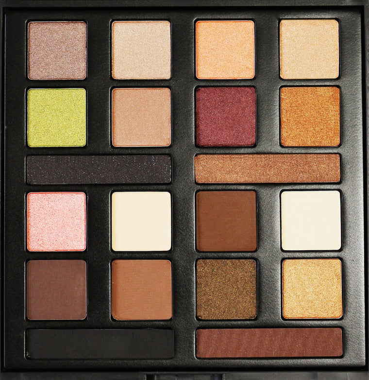 Flair Of Beauty 20 Color Eyeshadow Palette