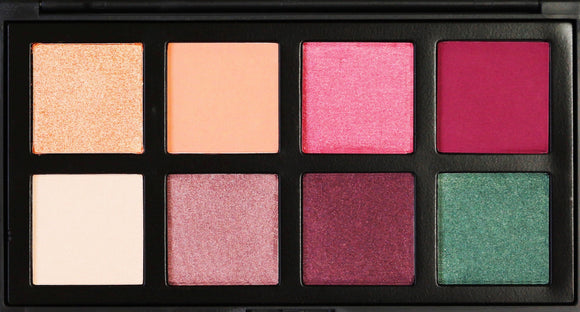 Flair Of Beauty 8 Color Pro Quality High Pigment Eye Shadows