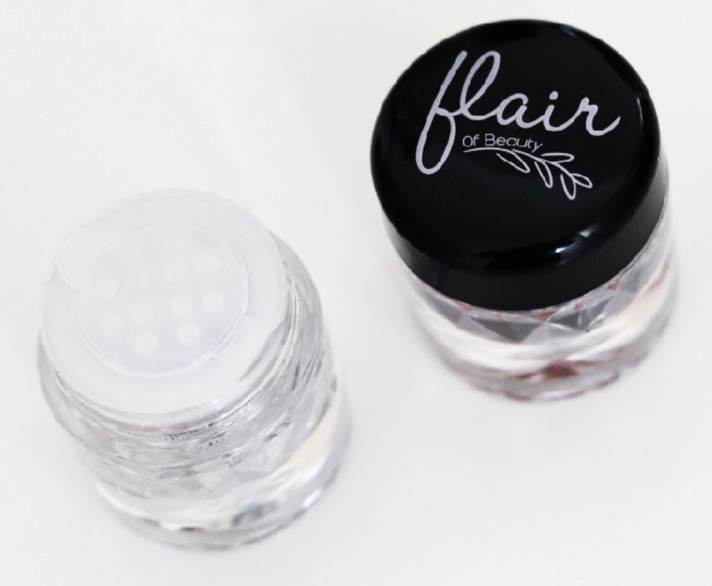 """In Touch"" Glitter By Flair Of Beauty. The Most Reflective Glitter In The Market."