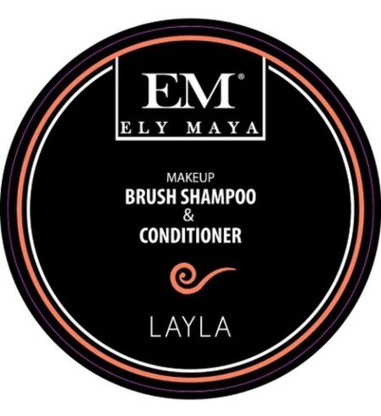 Copy of Brush Shampoo & Conditioner in Sweet Peach Layla 1oz.