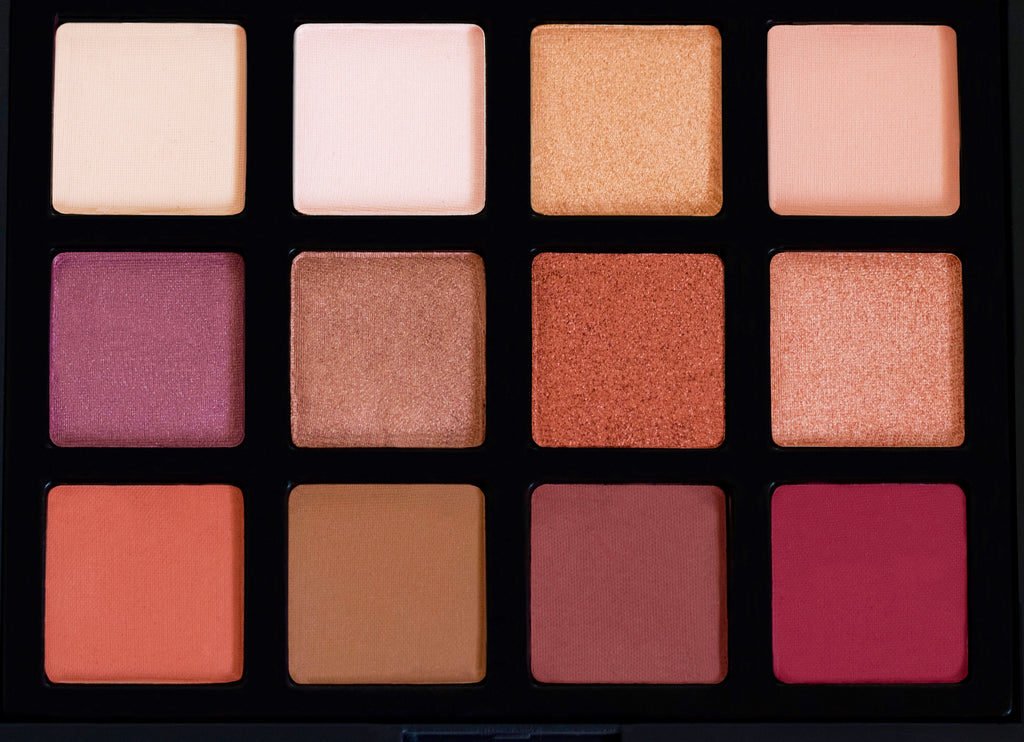 Flair Of Beauty 12 Color Palette