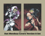 Eule's Vision #2: Dan Mendoza Covers Version A