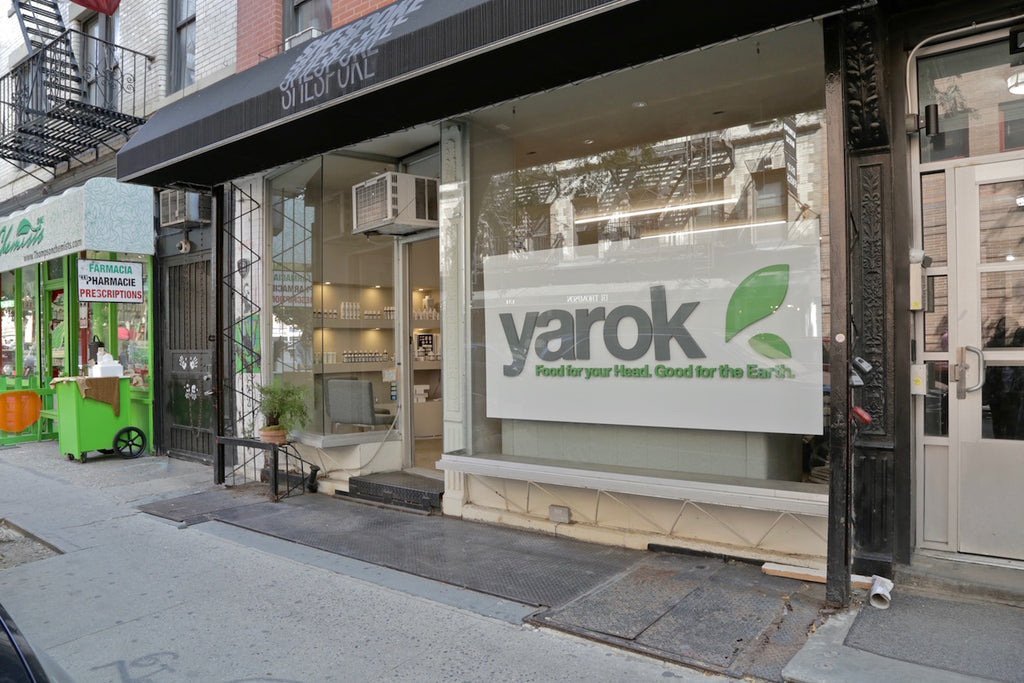Yarok SOHO  NOW OPEN!