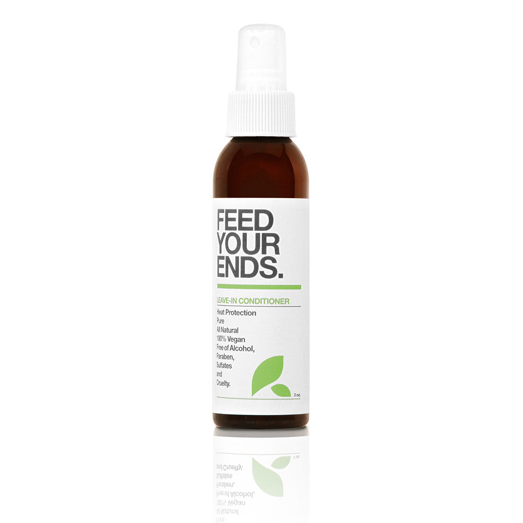 Feed Your Ends Leave In Conditioner Heat Protection