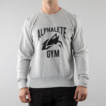 Load image into Gallery viewer, Wolf Pullover - Grey