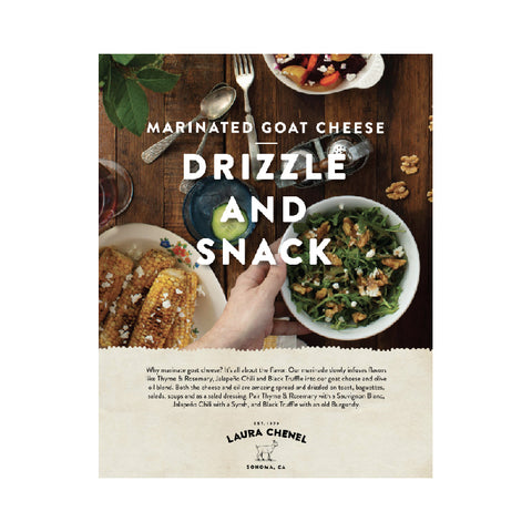 LC Marinated Goat Cheese Sell Sheet (Retail)