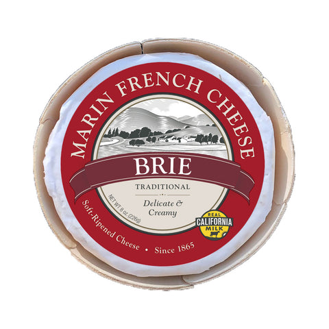 MFC Traditional Brie 8 oz