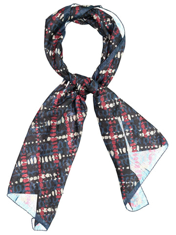 Style: A310SC05NEP,  Multi Color Print Scarf
