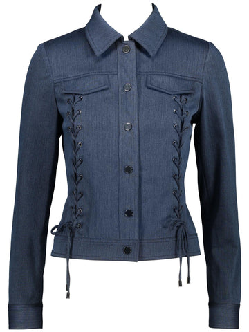 Style: M310JK28DEN,  Dark Denim Jacket