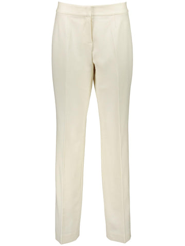Style: M310PT11IVO,  Luxe Stretch Double Face Wool Pant