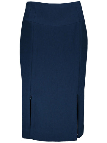 Style: M310SK01NEP,  Textured High Waisted Pencil Skirt
