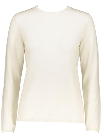Style: M310SW57IVO,  Cashmere Jewel Neck Sweater