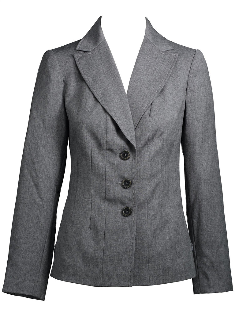 Style: M314JK11HEA,  Stretch Luxe Wool Jacket